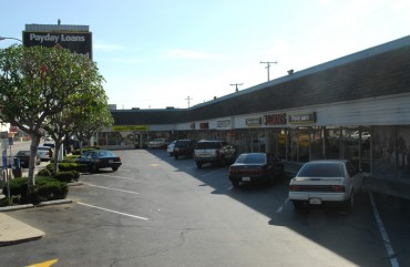 Bellflower Retail Center