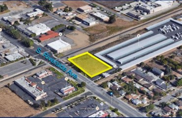 Rialto Commercial Land For Sale
